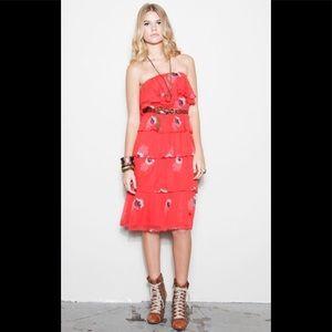 Rebecca Taylor Shadow Daisy Tango Dress